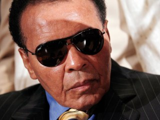 Muhammad Ali 'Vastly Improved,' May Go Home Soon, Spokesman Says