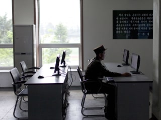 North Korean Online Shopping Not Just a Click Away