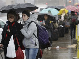 Not So Merry: Flash Floods, Severe Storms Set to Snarl Travel