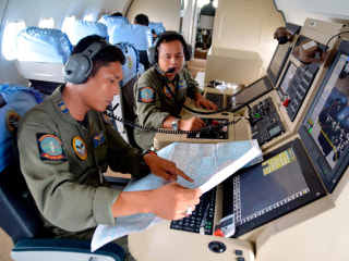 AirAsia Flight QZ8501 Goes Missing After Call for Course Shift
