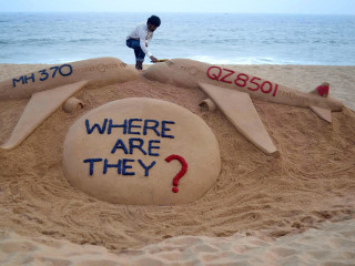Missing MH370: 9,200 Square Miles Searched, Still No Sign of Jet