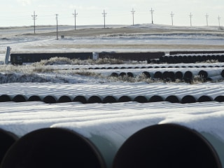 Senate Fails To Move Forward On Keystone Bill