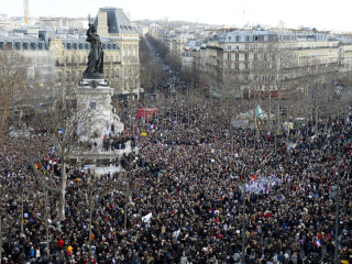 'We Are Still Here': Crowds and World Leaders March in Paris