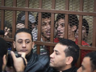 Egypt Ramps Up Harsh Crackdown on LGBT Community