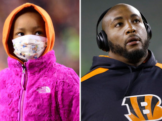 Bengals' Devon Still says his daughter Leah is still fighting cancer