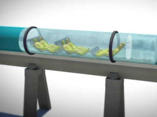Elon Musk's SpaceX Plans Hyperloop Pod Races at California HQ in 2016