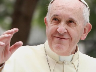 Pope Francis Hasn't Watched TV Since 1990, Misses Going Out for Pizza