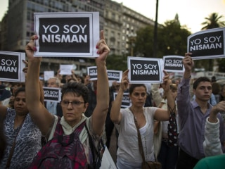 Argentina: Prosecutor Appeals Decision To Toss Case Against President