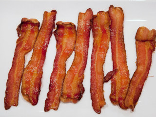 Love Affair With Bacon and Kale Over for American Foodies
