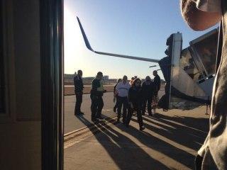 Delta Flight Diverted to Dallas Airport