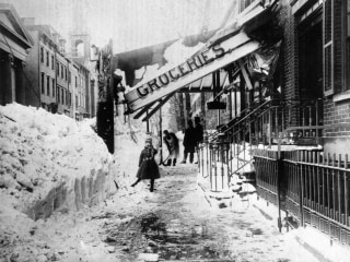 Big Digs: New York's Top Five Snowstorms