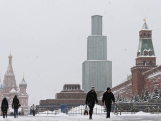 S&P Downgrades Russian Debt to Junk Status