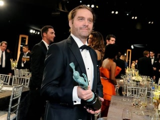 Zach Galifianakis? Actor Nearly Unrecognizable at SAG Awards