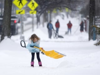 Digging Out: Shovel Snow the Right Way, Protect Yourself