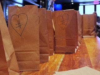 Social Media for a Cause: Movement to Give Meals to Homeless