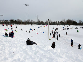 Towns Ban Sledding Over Liability and Lawsuit Fears