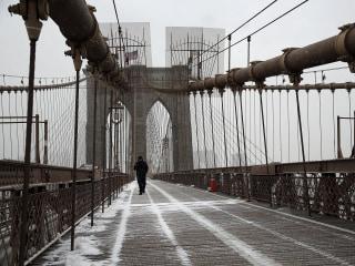 NYC Economy Takes $200 Million Hit From Storm Shutdown