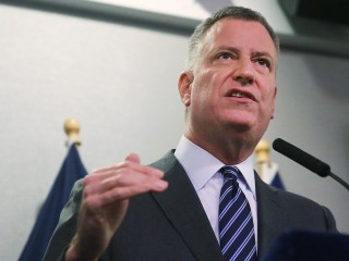 NYC Mayor de Blasio: 'No Regrets' Over Decision to Shut Down City