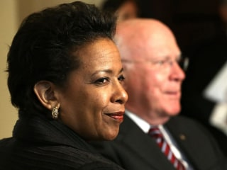 Watch Live: Senate Confirmation Hearing for Attorney General Nominee Lynch
