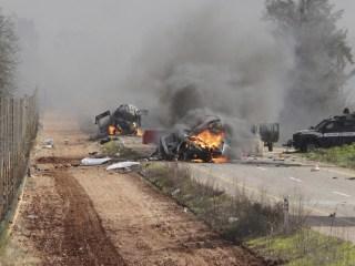 Israeli Soldiers, U.N. Peacekeeper Killed in Lebanon Border Clash