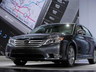 Toyota Recalls 52,000 Avalon Sedans For Subwoofer Fire Risk