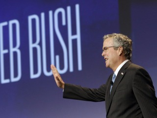 Jeb Bush: GOP frontrunner or Jon Huntsman 2.0?