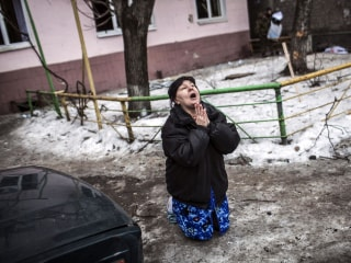 Red Tape Traps Civilians in War-Torn Eastern Ukraine