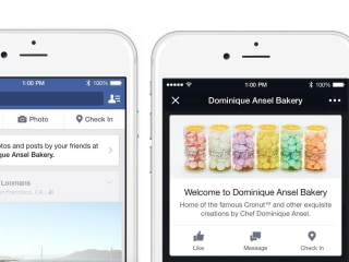 Facebook's New 'Place Tips' Gives You Location-Based Recommendations