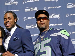 Son Talks Trash, Dad Collects It: Meet NFL Star's Father