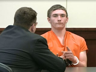 Kentucky Fugitive Teen Dalton Hayes Refuses to Stay in Courtroom