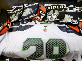 Federal Officials Crack Down on Super Bowl Counterfeiters