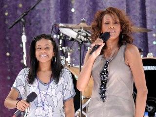 Whitney Houston's Daughter, Bobbi Kristina Brown, Found Unresponsive in Bathtub