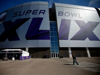 Super Bowl XLIX Pregame Coverage on NBC