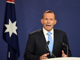 Australian Prime Minister Abbott Announces New Crackdown on Radicals