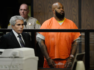 Suge Knight in Hospital After Judge Orders Murder Trial