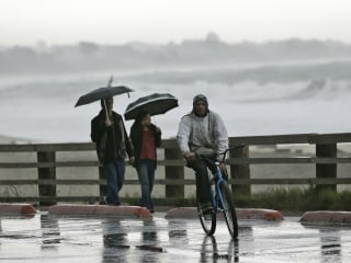 Pineapple Express Lashes California With Rain and Floods