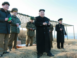 It Looks Like Kim Jong Un Is Wooing Vladimir Putin