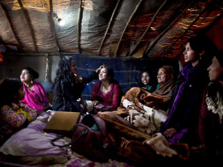 Pakistani Christians Form Community Outside Islamabad