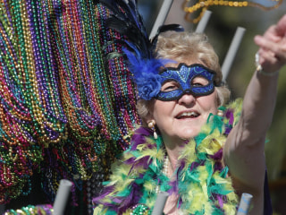 Why Are Beads Thrown at Mardi Gras?