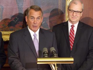 Boehner to Obama: 'Do the Right Thing;' Sign Keystone Bill
