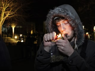 No High Risk: Marijuana May be Less Harmful Than Alcohol, Tobacco