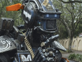'Chappie' Doesn't Think Robots Will Destroy the World