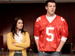 Lea Michele Honors Cory Monteith in 'Glee' Goodbye