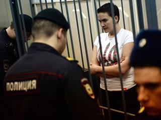 Why Russia Has Jailed Female Ukrainian Pilot