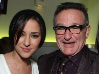 Robin Williams' Daughter Focused on Honoring Spirit
