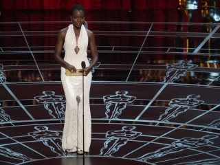 Lupita Nyong'o's Pearl Oscars Dress Stolen From L.A. Hotel