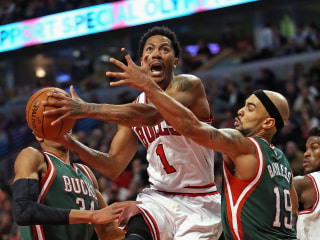 Derrick Rose's Season Might Not Be Over, Bulls Say