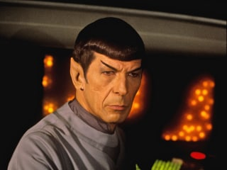 Leonard Nimoy, Spock from 'Star Trek,' Dies at 83