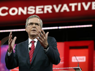 Influential Republicans Wary of Bush Coronation