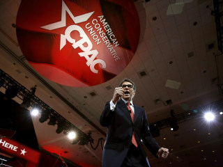 Potential GOP Candidates Court Conservatives at CPAC